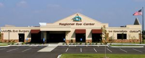 Welcome to the new web site at Regional Eye Center